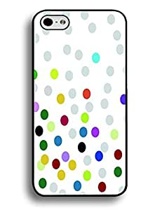 Adorable Colorful Dots Hard Snap On Phone Case for Iphone 6 (4.7 Inch)