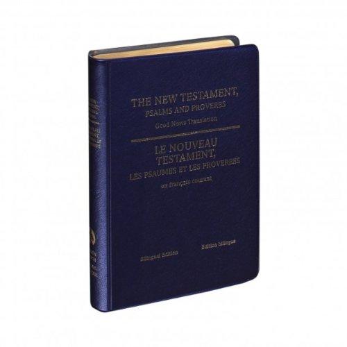 French - English New Testament Diglot (Good News Translation)