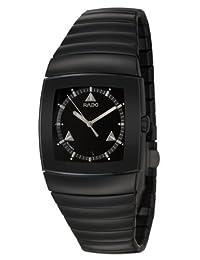 Rado Men's R13765152 Ceramic Analog Silver Dial Watch by Rado