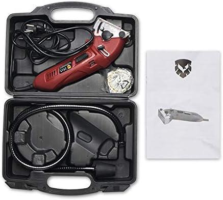 Multi Mini Circular Saw-CINDIRY Circular Saw Plunge Saw with Robust Cutting Blades and Tool Bag