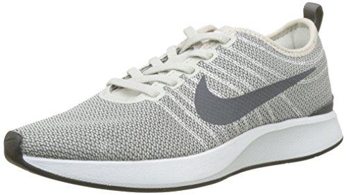 Nike Athletic Dualtone Racer Light Bone/White-Dark Grey-Black 8.5 from Nike