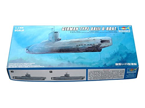 Trumpeter 1/144 05908 German Type XXIII U-Boat