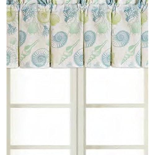 coastal window treatments master bedroom coastal window curtains amazoncom