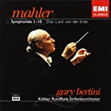Mahler: Symphonies 1 - 10, Das Lied von der Erde