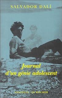 Journal d'un génie adolescent, Dali, Salvador