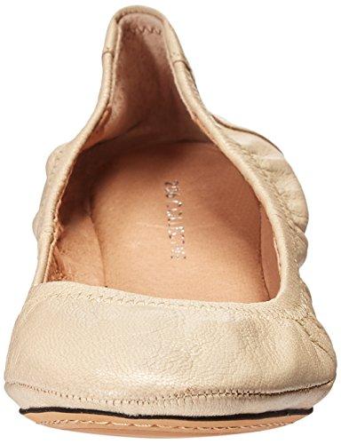 206 Kollektive Kvinner Parker Ballett Flat Bein Lær
