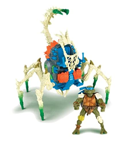 Amazon.com: Teenage Mutant Ninja Turtles Paleo Attack ...