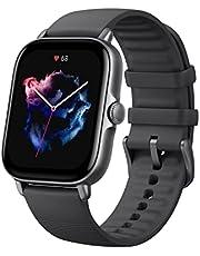 Novo amazfit gts 3 GTS-3 gts3 smartwatch 5 atm à prova dwaterproof água 1.75 amamoled display inteligente relógio alexa construído em para andriod