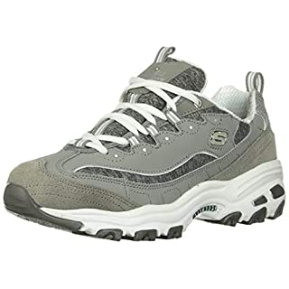 Skechers D'Lites - Me Time Gray 7.5