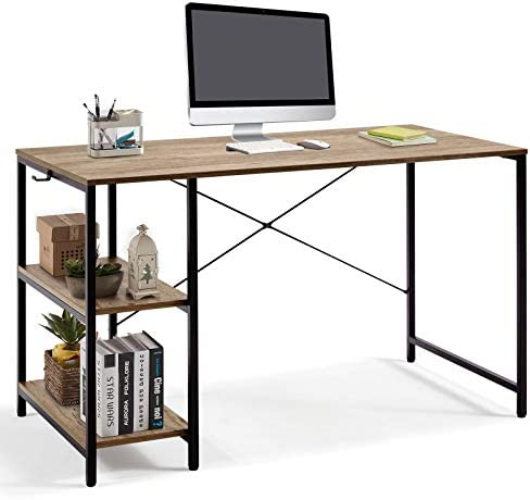 Linsy Home 47 Inch Rectangle Computer Desk