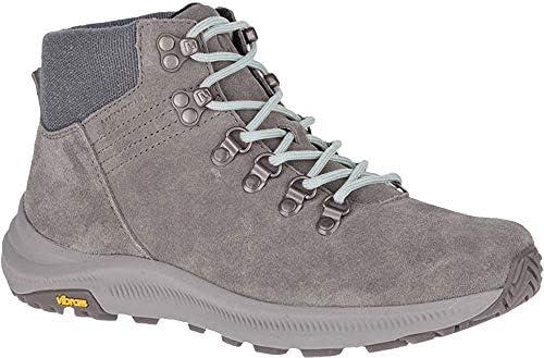 Merrell Women s Ontario Suede Mid Hiking Boot