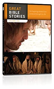 Great Bible Stories Volume 1 Including The Good Samaritan The Binding Seeing The Touch Elijah And The Widow Of Zarephath