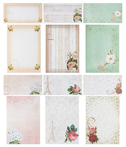 Top stationery sets for writing letters vintage