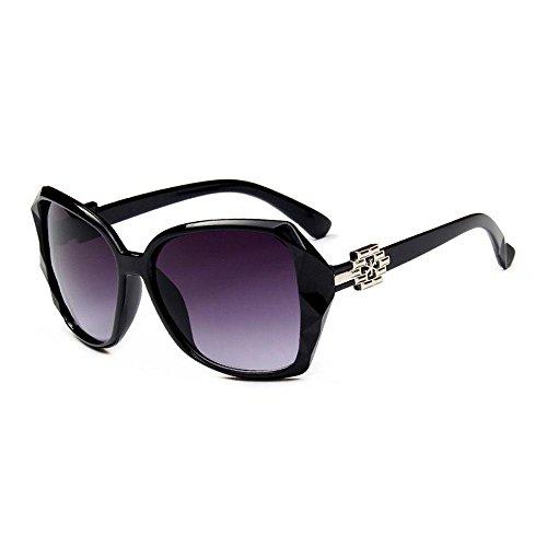 Color Femme de Lunette soleil Noir Leopard AOLVO wqTfXUw