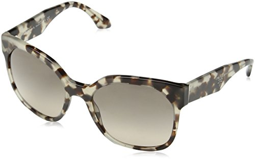Prada 10Rs UAO3D0 Spotted Opal 10Rs Wayfarer Sunglasses Lens Category 3 Size - Mens Sunglasses Wayfarer Prada