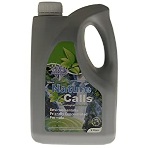 Blue Diamond BD020A Nature Calls Toilet Fluid-Grey, 2 litres