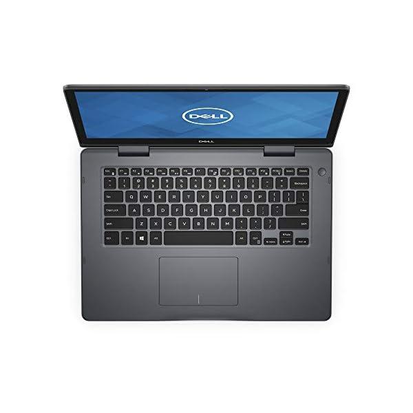 Dell Inspiron 14 5481, 2 in 1 convertible Touchscreen Laptop 14 inch HD (1366 X 768) 8th Gen Intel Core i3-8145U, 4GB… 4