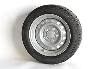 Rueda completa Rueda de repuesto 195/50 R13 C 104/101 N 5,5jx13 LK 5 x 112 para coche colgante: Amazon.es: Coche y moto