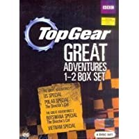 Top Gear-The Great Adventures (1-2 Box Set)