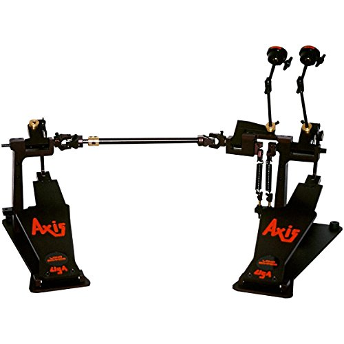 Axis Longboards Classic Black A - Double Pedal