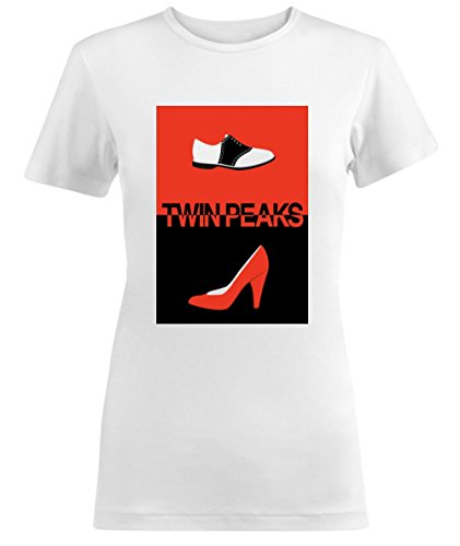 Twin Peaks Series Shoes Damen T-shirt
