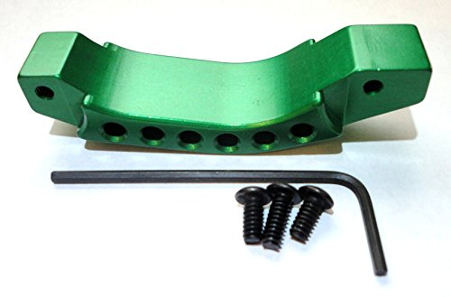 - Hunter 6 Hole Trigger Guard (Screw Assembled) Green