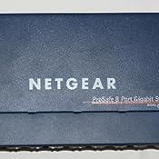 Netgear GS108GE 8 Port Unmanaged Gigabit Kupfer Switch