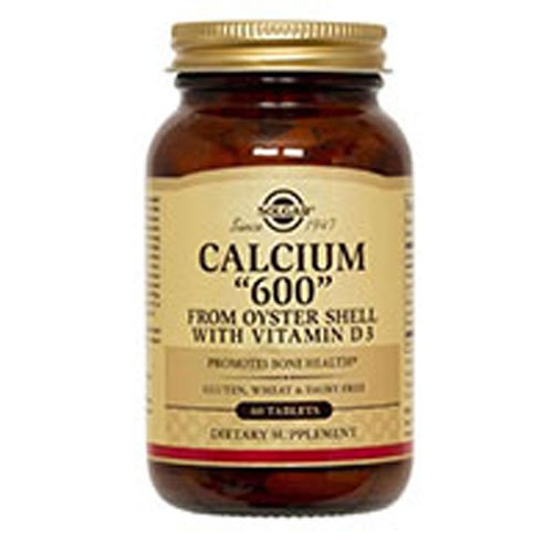 Solgar, Calcium