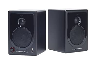 Cerwin Vega Powered Desktop Speakers by CERW9
