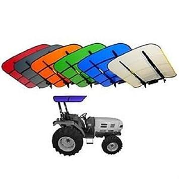 Tuff Top Tractor Canopy For ROPS 48u0026quot; X 52u0026quot; - Orange  sc 1 st  Amazon.com & Amazon.com: Tuff Top Tractor Canopy For ROPS 48