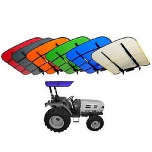 - Tuff Top Tractor Canopy For ROPS 48