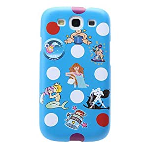 Buy Aquarius Design Frosted Surface Hard Case for Samsung Galaxy S3 I9300