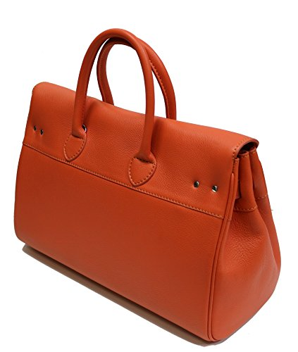 "Grand sac cabas ""Pyla Vesu"" MAC DOUGLAS corail"