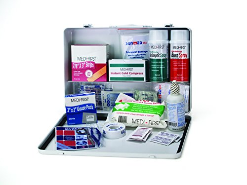Accident Kit (Medique 807M1 Large Vehicle First Aid Kit, Filled)