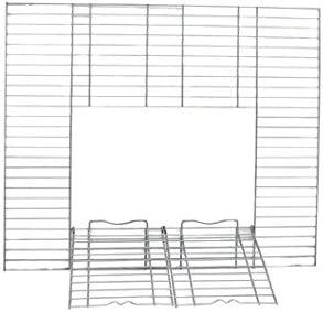 Amazon.com: Vision Front Wire Grill con jaulas de pájaros ...