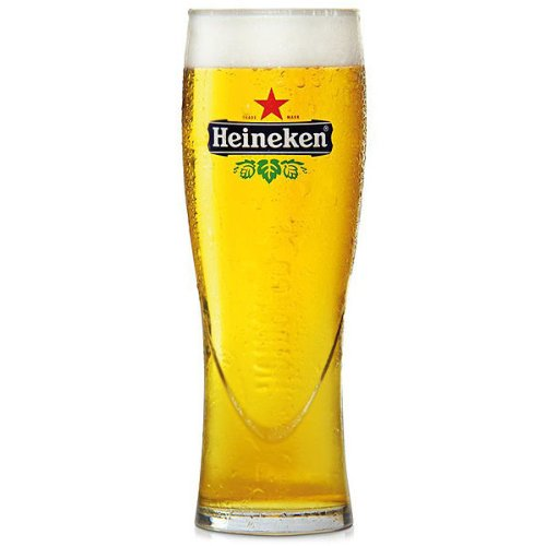 Heineken Holland Beer Glass 16oz- Set of 4