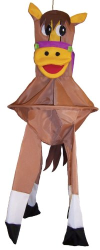 In the Breeze Buttercup the Pony Spin Friend 3D Windsock ()