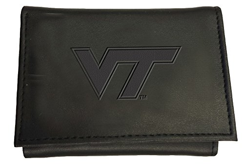 Team Sports America Virginia Tech Tri-Fold Wallet