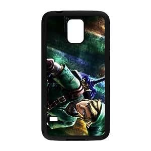 Samsung Galaxy s5 Black Cell Phone Case The Legend of Zelda Fashion Phone Case