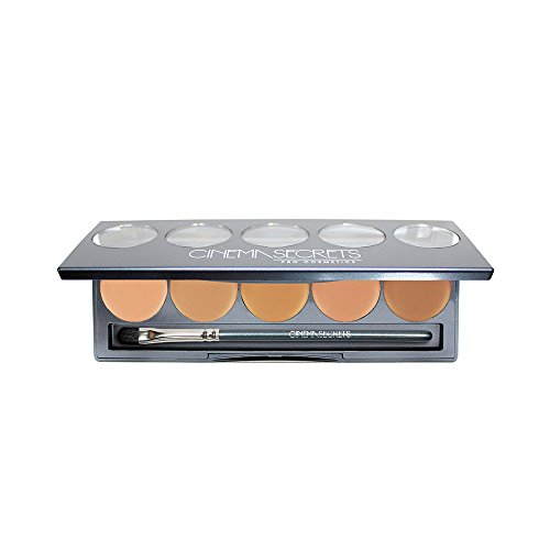 Ultimate Foundation 5-in-1 PRO Palette, 300 Series (BEIGE YELLOW UNDERTONES)
