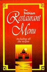 Indian Restaurant Menu Recipes