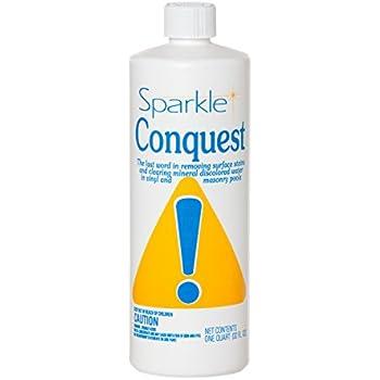 Amazon Com Sparkle Conquest Quart Sequestering Agent