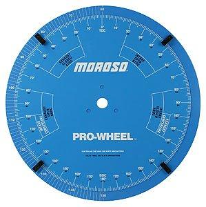 Moroso 62192 Dual Degree Wheel