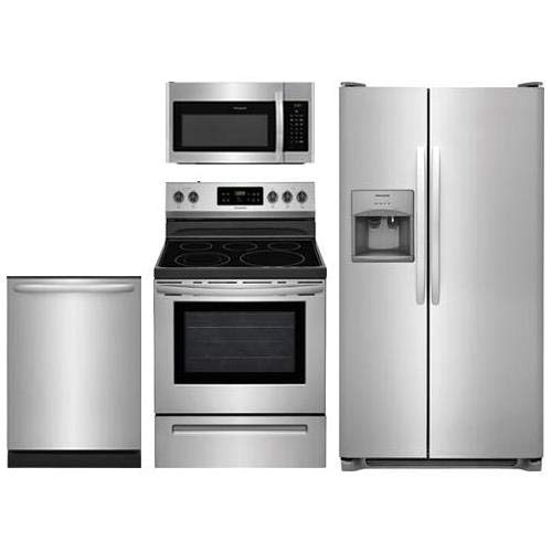 Frigidaire 4-Piece Stainless Steel