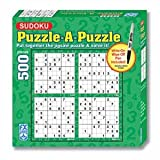 FX Schmid Sudoku Wipe-Off Puzzle, 500pc