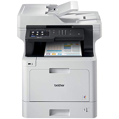 Brother MfcL8900Cdw Business Color