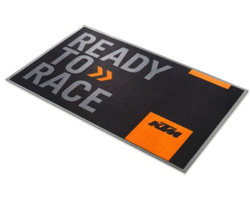NEW OEM KTM PIT WORK MAT FLOOR MAT 3' X 6' SX XC EXC MINI XCW 79012906000