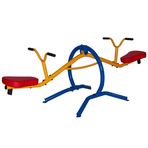 Seesaw Set - Gym Dandy Teeter-Totter Home Seesaw Playground Set TT-210