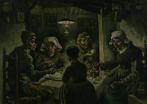 Potato The Eaters Gogh Van Vincent (Vincent Van Gogh The Potato Eaters Van Gogh Museum 30
