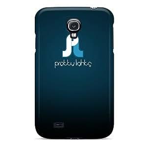 MIvlKfo1433grxfa Case Cover Protector For Galaxy S4 Pretty Lights Logo Case